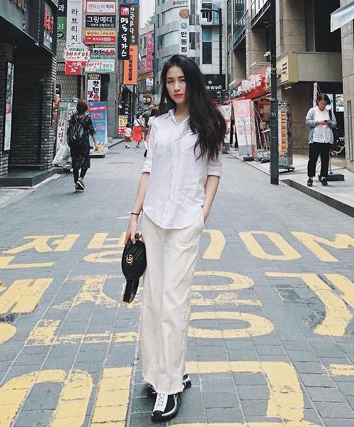 Bộ sưu tập túi hiệu của Hòa Minzy tăng vùn vụt trong một năm-4