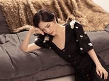 Dương Cẩm Lynh rớt nước mắt trong bộ ảnh thực hiện vào khoảng thời gian gặp chuyện buồn hôn nhân