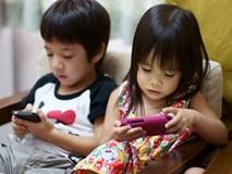 Trẻ dùng Smartphone sớm dễ bị xâm hại