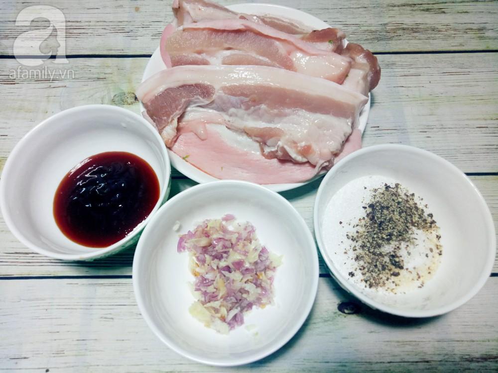 Mẹ Bon chia sẻ cách làm thịt xá xíu ngon miễn chê-1
