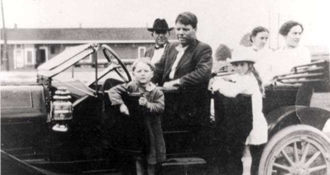 Cậu bé 4 tuổi mất tích và trở về an toàn, 90 năm sau chân tướng bại lộ nhưng không một ai giải thích được điều gì đã xảy ra?-1