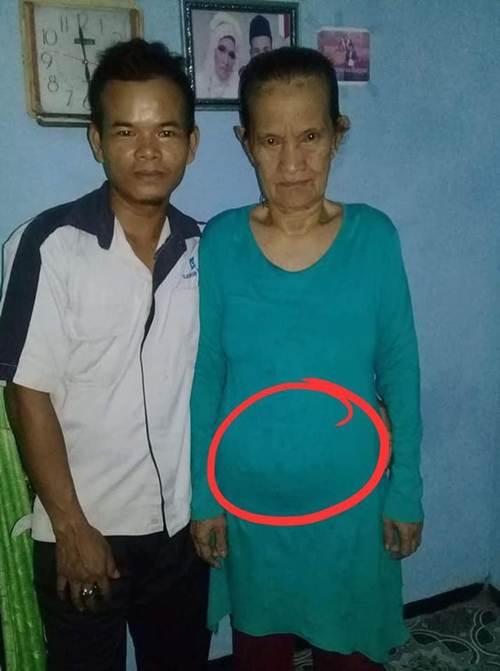 Thực hư chuyện cụ bà 78 tuổi có thai với chồng 28 tuổi sau 11 tháng kết hôn?-3