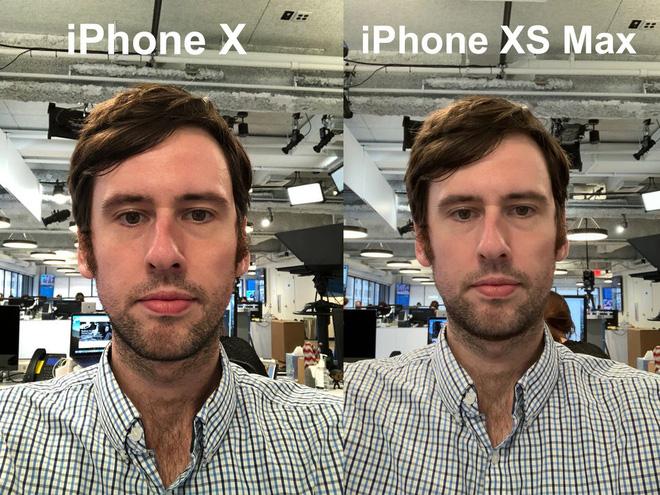 iPhone XS tự nhiên selfie ra ảnh láng mịn ken két dù không cần filter, nhưng phản ứng của cư dân mạng thì...-2