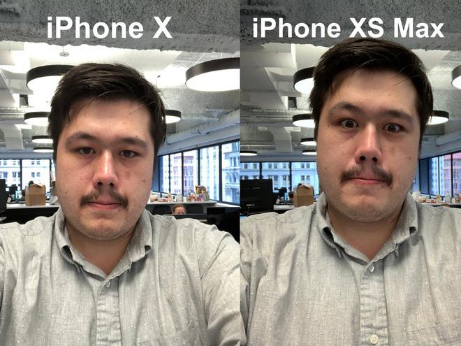 iPhone XS tự nhiên selfie ra ảnh láng mịn ken két dù không cần filter, nhưng phản ứng của cư dân mạng thì...-3