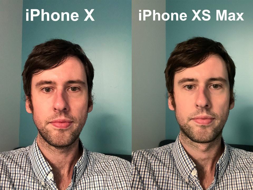 iPhone XS tự nhiên selfie ra ảnh láng mịn ken két dù không cần filter, nhưng phản ứng của cư dân mạng thì...-5
