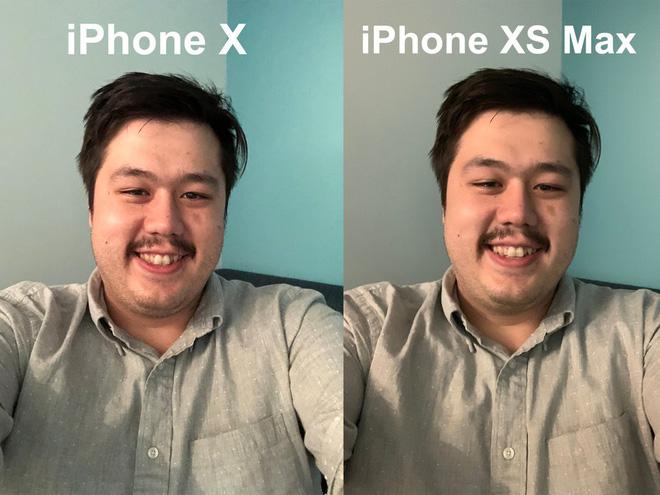 iPhone XS tự nhiên selfie ra ảnh láng mịn ken két dù không cần filter, nhưng phản ứng của cư dân mạng thì...-6