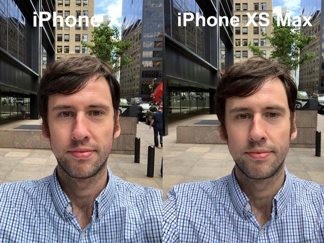 iPhone XS tự nhiên selfie ra ảnh láng mịn ken két dù không cần filter, nhưng phản ứng của cư dân mạng thì...-8