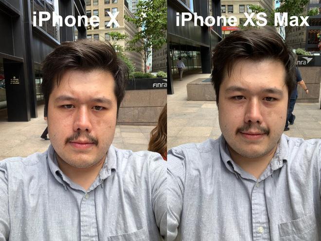 iPhone XS tự nhiên selfie ra ảnh láng mịn ken két dù không cần filter, nhưng phản ứng của cư dân mạng thì...-9