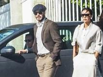 Bị chỉ trích khi thoát án phạt lái xe quá tốc độc, David Beckham vẫn vui vẻ cùng vợ vi vu Pháp với bạn bè