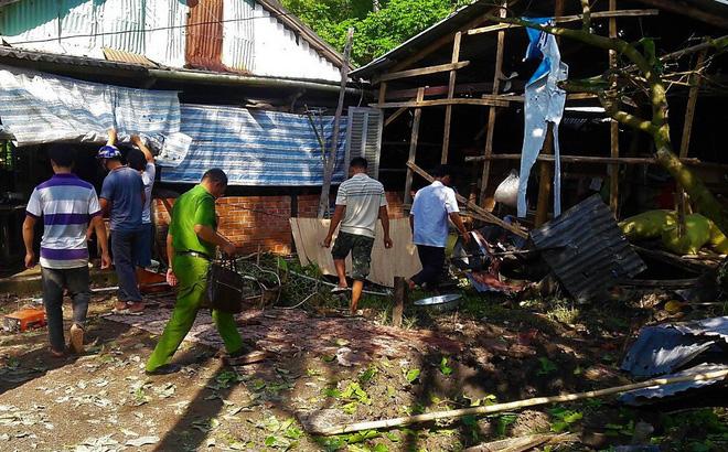 Nổ đầu đạn ở Cà Mau, ba người trong một gia đình tử vong-1