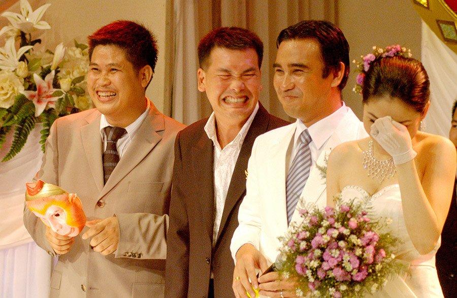 Chuyện lạ trong đám cưới Quyền Linh, Tăng Thanh Hà-2