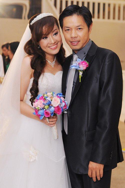Chuyện lạ trong đám cưới Quyền Linh, Tăng Thanh Hà-8