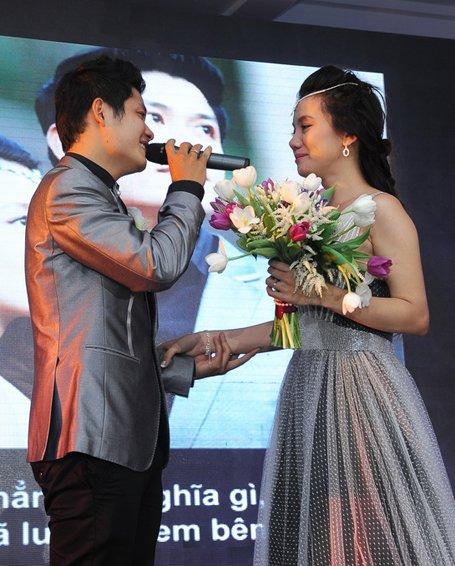 Chuyện lạ trong đám cưới Quyền Linh, Tăng Thanh Hà-7
