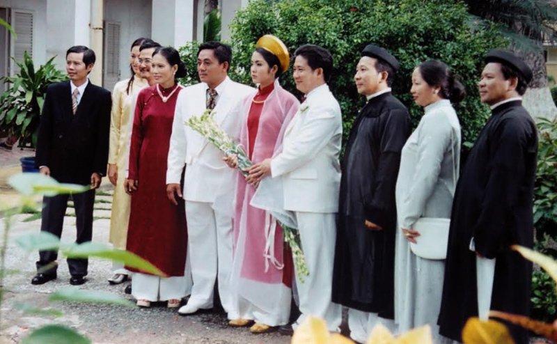 Chuyện lạ trong đám cưới Quyền Linh, Tăng Thanh Hà-4