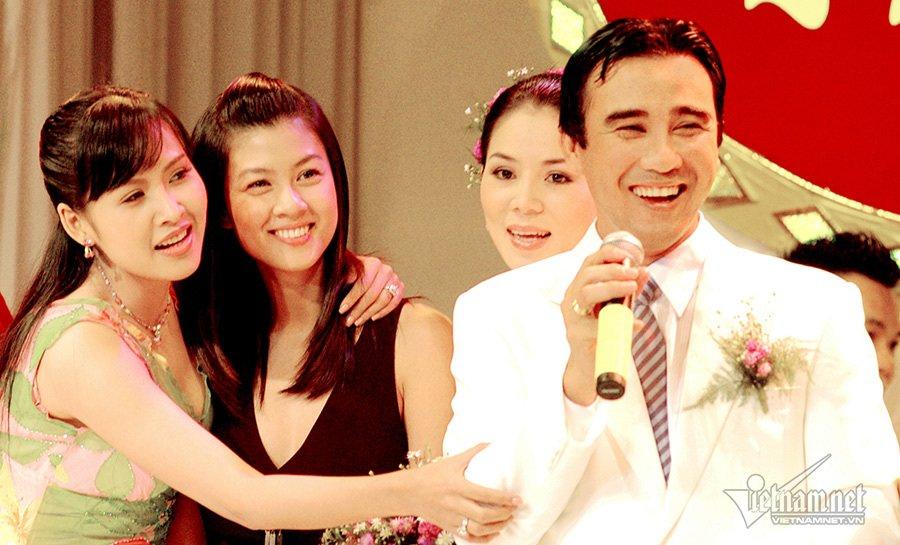 Chuyện lạ trong đám cưới Quyền Linh, Tăng Thanh Hà-1