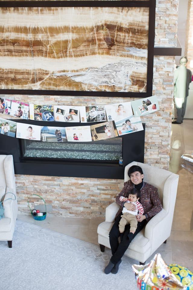 Cuộc sống trong biệt thự triệu đô của con trai Đan Trường: Vú em phải biết 3 thứ tiếng-14
