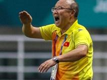 Mất trận đấu quan trọng, HLV Park Hang Seo coi chừng