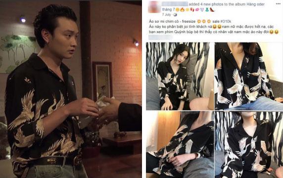 """Nhờ Quỳnh Búp Bê mà các shop online thi nhau đắt hàng mẫu áo hot hit"""" này-6"""