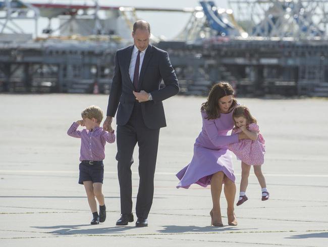 Đây là việc Công nương Kate Middleton luôn làm mỗi khi con mè nheo, cáu gắt và nó thực sự hiệu quả-2