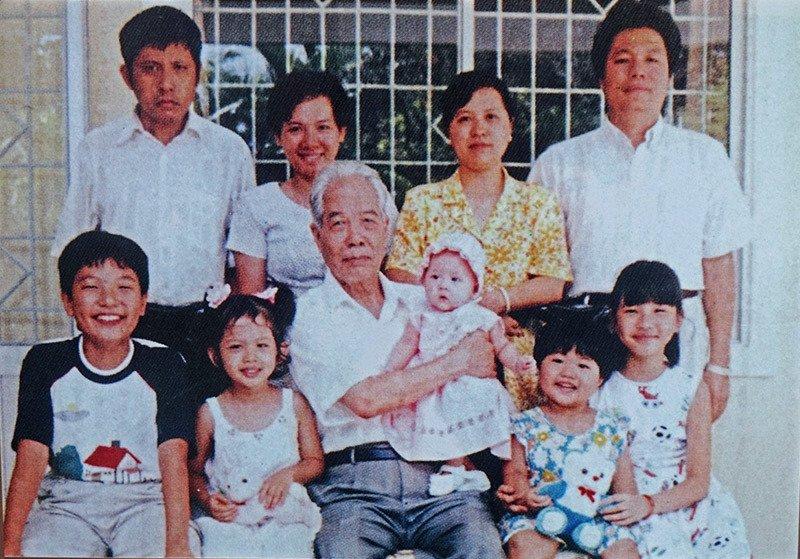 Cháu ngoại nguyên Tổng bí thư Đỗ Mười: Vinh dự được làm cháu của ông-1