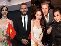 Những lần David Beckham