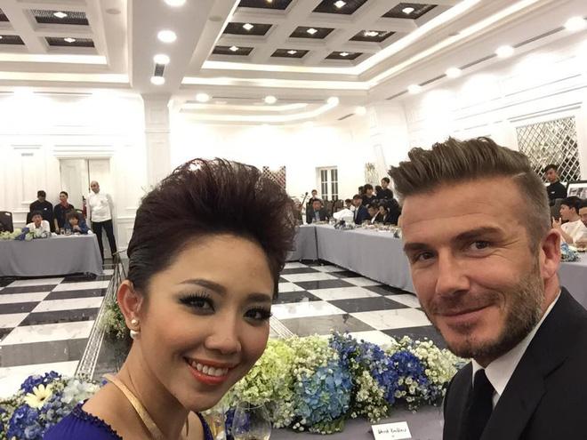 Những lần David Beckham gây bão khi sánh vai bên các mỹ nhân Việt đình đám-7