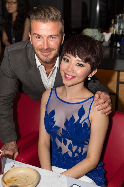 Những lần David Beckham gây bão khi sánh vai bên các mỹ nhân Việt đình đám-8