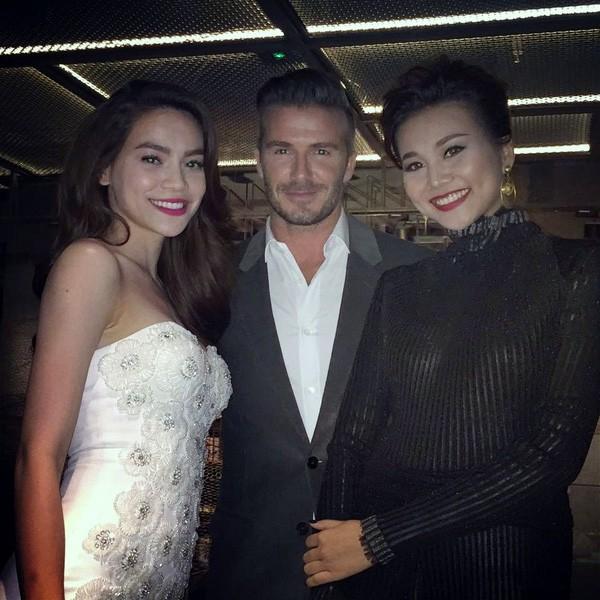 Những lần David Beckham gây bão khi sánh vai bên các mỹ nhân Việt đình đám-6