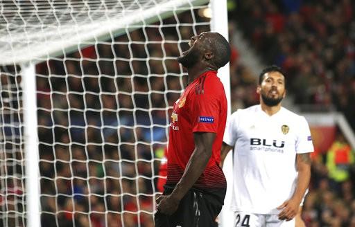 Man Utd chia điểm trong trận cầu không bàn thắng trước Valencia-1