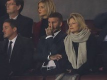 Beckham trầm ngâm nhìn MU đánh rơi điểm trên sân nhà
