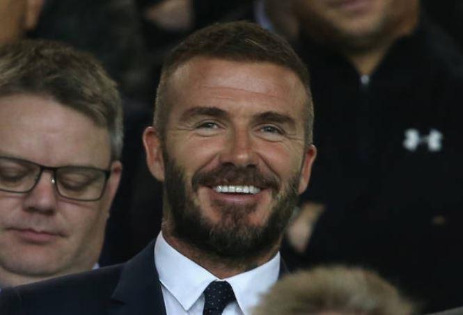 Beckham trầm ngâm nhìn MU đánh rơi điểm trên sân nhà-3
