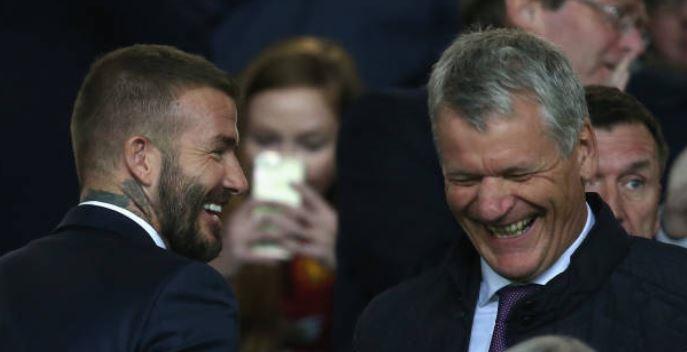 Beckham trầm ngâm nhìn MU đánh rơi điểm trên sân nhà-4