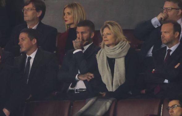 Beckham trầm ngâm nhìn MU đánh rơi điểm trên sân nhà-6