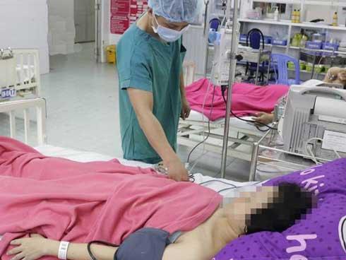 Mẹ bầu Cần Thơ không khám thai định kỳ, thai 26 tuần chết lưu 6 ngày vẫn không biết-1
