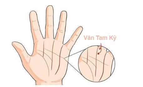 Ai là quý phu nhân hay nữ đại gia đều có tướng tay và vân tay như thế này, hãy thử mở lòng bàn tay xem, bạn sẽ thấy ngay-1