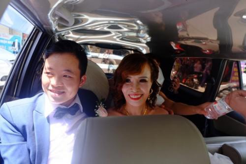 Sốt sình sịch clip phóng sự cưới cô dâu 62 và chú rể 26 tuổi ở Cao Bằng-1