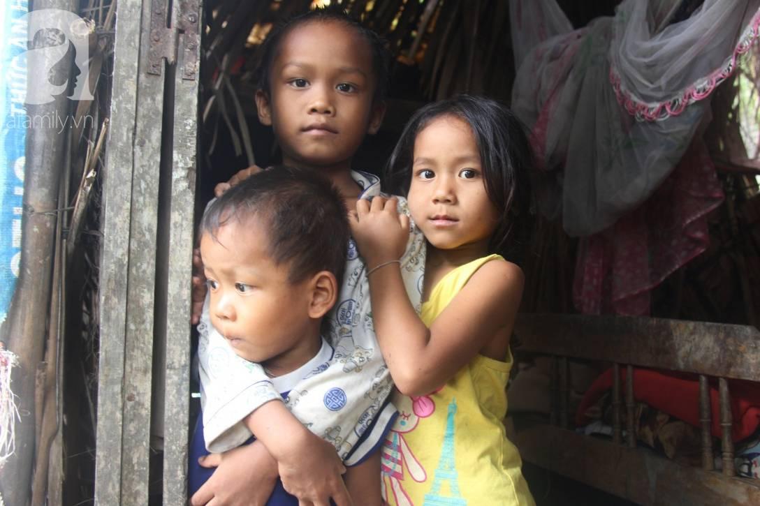 Bị chỉ trích vì nhà nghèo lại đẻ quá nhiều con, mẹ bầu 8 tháng cho biết sẽ triệt sản sau khi sinh em bé-4