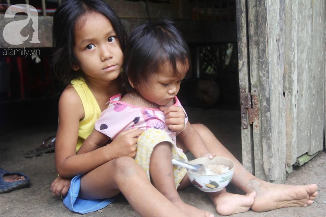 Bị chỉ trích vì nhà nghèo lại đẻ quá nhiều con, mẹ bầu 8 tháng cho biết sẽ triệt sản sau khi sinh em bé-5