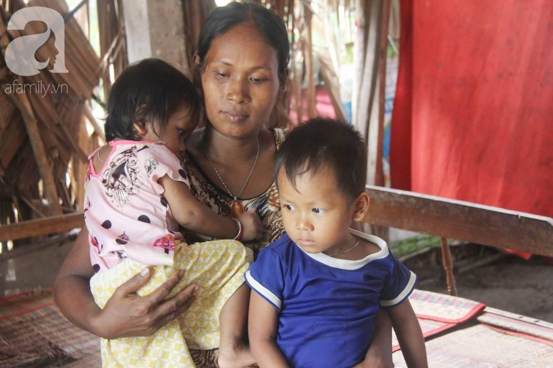 Bị chỉ trích vì nhà nghèo lại đẻ quá nhiều con, mẹ bầu 8 tháng cho biết sẽ triệt sản sau khi sinh em bé-11
