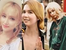 Sao Việt nhuộm tóc vàng bạch kim: Người 'lột xác' cá tính - kẻ khiến fan than trời