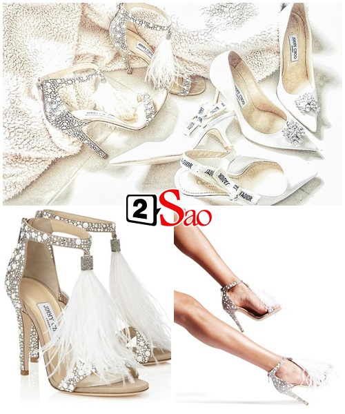 Không chỉ đầu tư váy cưới, Lan Khuê còn chi gần 100 triệu cho 3 đôi giầy cưới đẹp như cổ tích-7