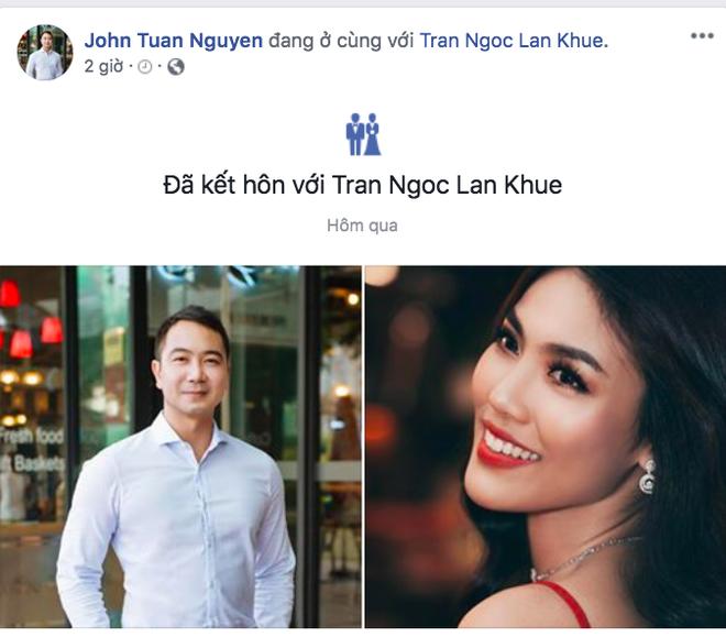 Ngay sáng sớm ngày cưới, John Tuấn Nguyễn đã làm điều này để chứng minh tình yêu với Lan Khuê?-1