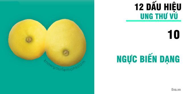 Nhờ vào bức ảnh 12 quả chanh, người phụ nữ bất ngờ phát hiện bị ung thư vú-11