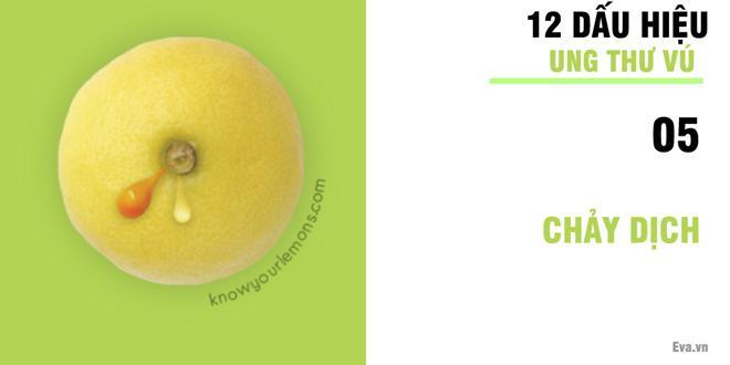 Nhờ vào bức ảnh 12 quả chanh, người phụ nữ bất ngờ phát hiện bị ung thư vú-6