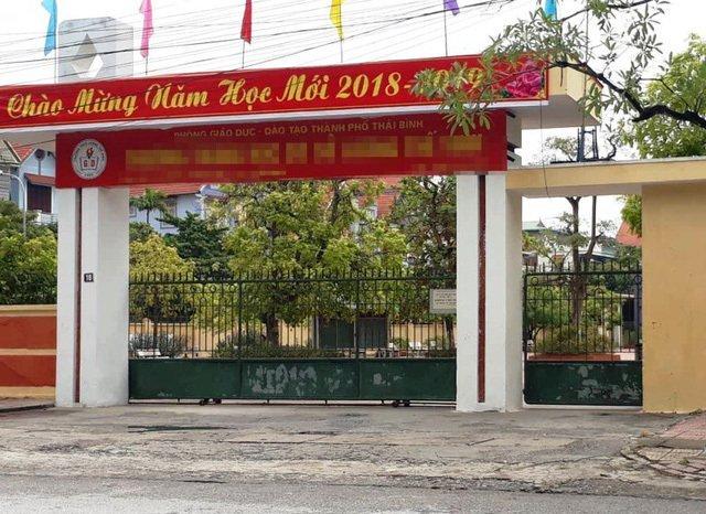 Nữ sinh Thái Bình bị dâm ô tập thể: Bắt Phó Phòng Cảnh sát kinh tế-1