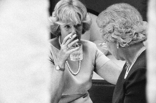 Sự thật bất ngờ về một loạt những khoảnh khắc bà Camilla phì phèo điếu thuốc, Công nương Diana có con với bạn trai tỷ phú-9