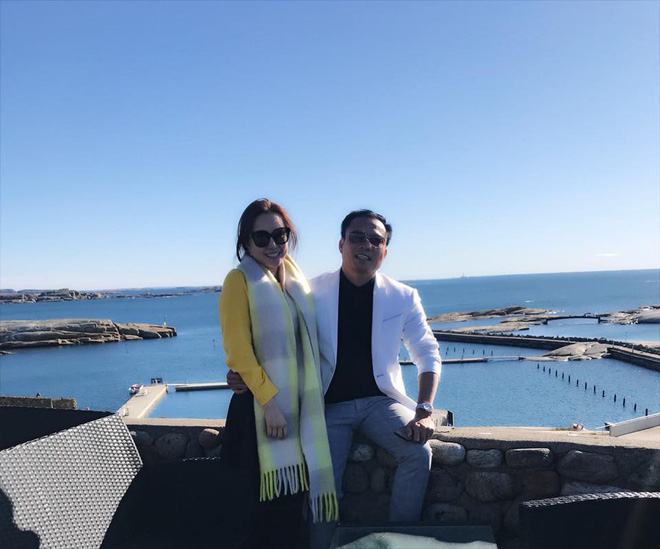 Cuộc sống của Vy Oanh và chồng đại gia trong căn biệt thự triệu đô-1