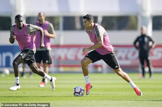Juventus lên tiếng bảo vệ C.Ronaldo trước nghi án hiếp dâm-1