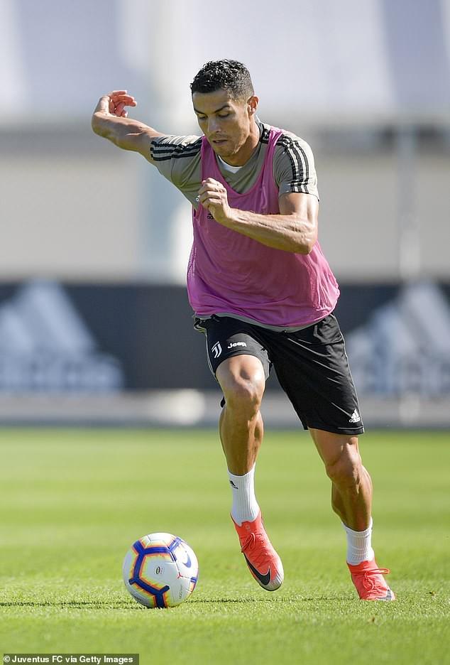 Juventus lên tiếng bảo vệ C.Ronaldo trước nghi án hiếp dâm-2