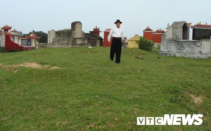 Kinh ngạc trước khu nghĩa địa toàn mộ cổ khổng lồ chứa kho báu ở Hải Dương-3
